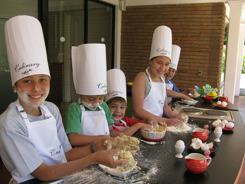 Cursos De Cocina Para Niños | Summer Camp Curso De Cocina Para Ninos Lapanderetadeldomingo