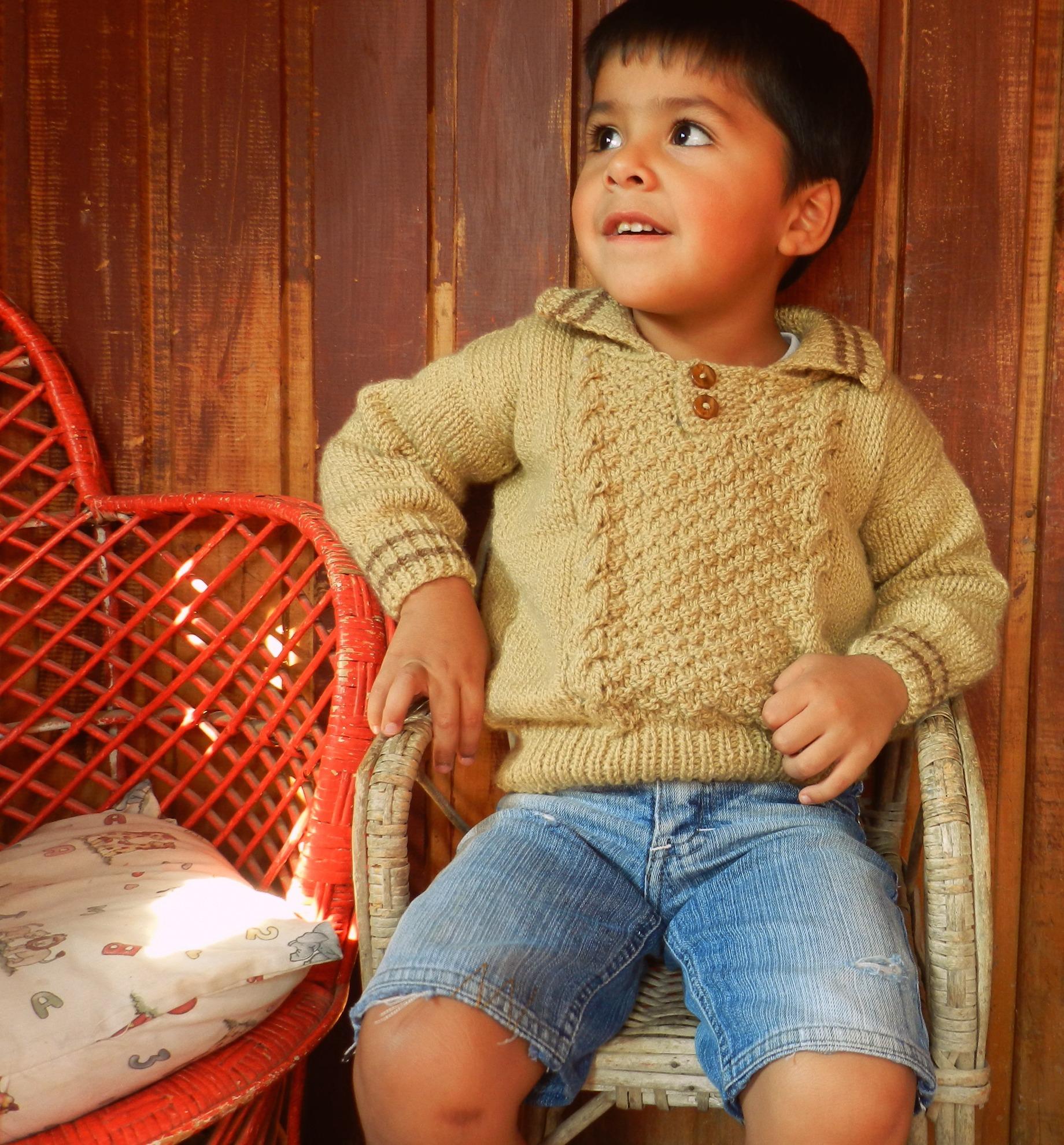 Chalequitos de lana para este invierno  a23325a6a44