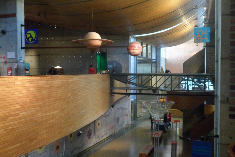El museo interactivo mirador un imperdible para grandes y for Sala imperdible